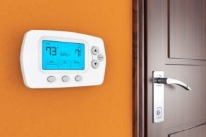 furnace thermostat temperature
