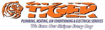 Tiger® Plumbing Heating Air Conditioning & Electrical Services