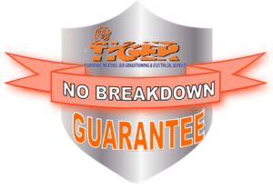Tiger® No-Breakdown Guarantee