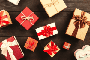 toys tots presents holiday