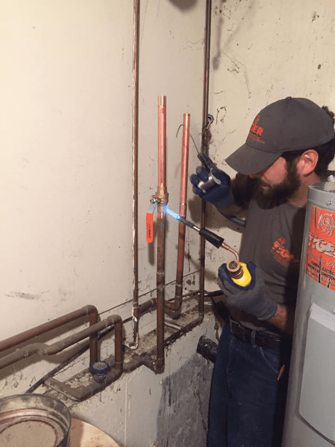 reduce the risk of plumbing failure