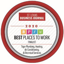 Saint Louis Business Journal Best Places to Work 2020 Finalist